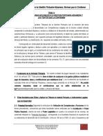 TEMA IV  Tributos Aplicables Gestion Aduanero -Portuaria