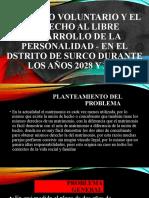 DIVORCIO VOLUNTARIO Y EL DERECHO AL LIBRE DESARROLLO.pptx