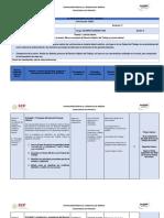 Planeación didáctica RCTSS 2 - 6