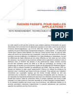cf2r.org-Radars passifs pour quelles applications