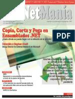 dotNetMania 11 - Copia, Corta y Pega Ensamblados .Net
