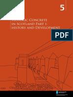 Historic concrete short guide 5 Part-1