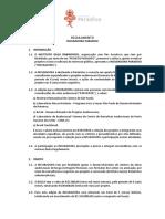 Regulamento - Incubadora Paradiso 2020