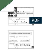 4.7.Crowdfunding