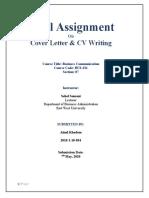 AINUL KHADEM- Final Assignment