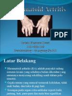 Rheumatoid Artritis