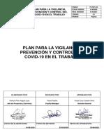 Plan de contingencia para la prevención COVID-19 DIENZO´S MULTISERVICE SAC (1)