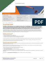 Risques liés aux chutes de hauteur
