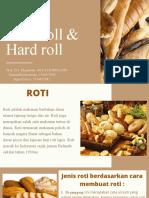 ppt roti hard dan soft roll copy