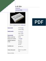 Una batería de iones de litio, fabricada por Varta.docx