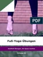Knick Senkfuss Uebungen Aus Dem Yoga