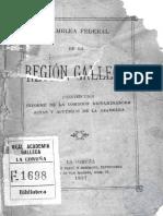 Constitución del Estado Gallego