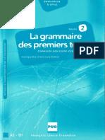 La_grammaire_des_premiers_temps_Vol_2_-_Corrig