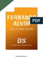 AMO-TE PARA SEMPRE - Fernando Alvim (3)