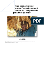3-4 Analyse_Economique et financiere_Investissement_IP_Mali_2011.pdf