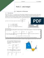 Mathématiques avancées  II