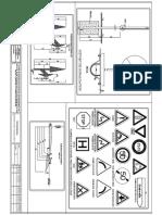 7. Signalisation verticale et marquages speciaux