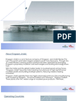 Intro PPT Kingspan Jindal PPT