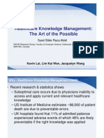 Healthcare_Knowledge_Management_presentation_2
