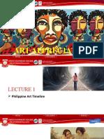 Art App Final Lecture 3