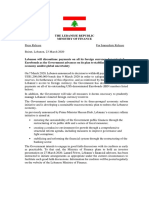 Lebanon will discontinue payments on all its foreign currency denominated Eurobonds.pdf