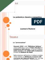 polemica_classico_romantica_LIM.ppt