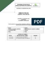 HSE-P-07. PROGRAMA DE GESTIÓN EN MANEJO DE PRODUCTOS QUIMICOS