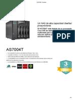 ASUSTOR_AS7004T_L2_Datasheet