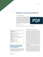 Diagnostic d_une paralysie périphérique 2014