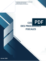 Code des procédures fiscales 2020.pdf