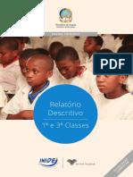 Relatório Descritivo - 1ª e 3ª Classes