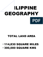 PHILIPPINE-GEOGRAPHY