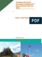 15 07 2020 Hydrological_hydraulic report_Ifakara power substation_04.8.2020_RT