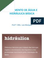 1 - Tratamento de Água e Hidráulica Básica.pptx