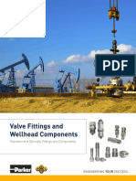 Wellhead Fittings & Valve Components - PGI-WF