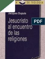 Dupuis-jacques-jesucristo-al-encuentro-de-las-religiones