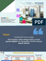 Core Values BUMN (AKHLAK)-02072020