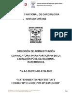 Convocatoria Mantenimiento a Equipos Diversos del INC 2020 OK.doc