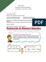 clases de aritmetica y estadistica del grado 4a y 4b