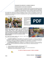 EL FUNCIONAMIENTO DEL MERCADO Y EL COMERCIO