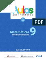 Grado9-MAT-Bimestre2-guia docente.pdf