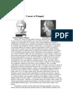 Caesar si Pompei