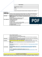 Plano de Ação, Estagio Supervisionado III