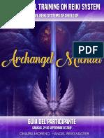 Guia de Profesional Training on Reiki System of Shield of Archangel Michael