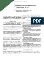 Proyecto Programación_Entrega 1