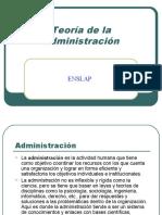 1.  TEORIAS DE LA ADMINISTRACION 2 ECONOMIA