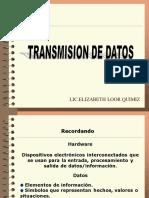 INTRODUCCION TRANSMISION DE DATOS
