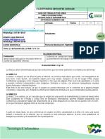 Actividad-dos-CLEI - 6-periodo-uno-Tecnologia-e-informatica
