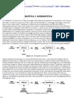 Crittografia simmetrica e asimmetrica