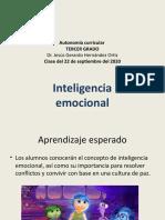 Autonomía Curricular-Clase Del 22 de Septiembre 2020